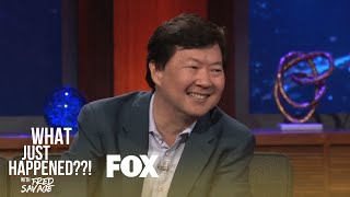Ken Jeong Talks About The Masked Singer | Season 1 Ep. 3 | WHAT JUST HAPPENED??! WITH FRED SAVAGE