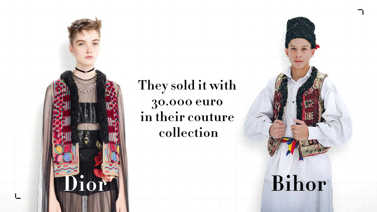 A recent timeline of cultural appropriation in fashion