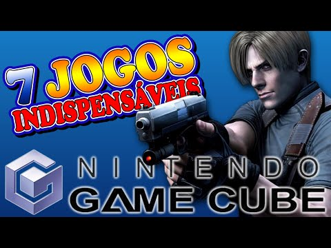 Game Cube - 7 Jogos Indispensáveis