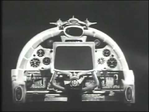 For Sale:  Jimmy Jet TV Commercial 1960s