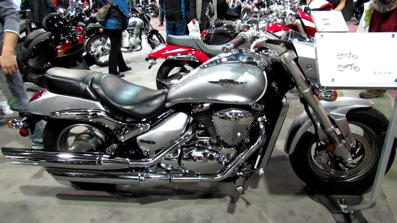 2013 Suzuki Boulevard M50 800 - Walkaround - 2013 Quebec Motorcycle ...