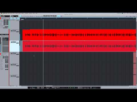 Creating vocal adlibs for rap vocals in studio one