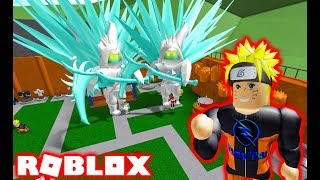 ROBLOX | Naruto Uzumaki Clan Building Fighting With Other Uchiha | Naruto Tycoon | Vamy Tran