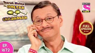 Taarak Mehta Ka Ooltah Chashmah - Full Episode 1672 - 16th December, 2018