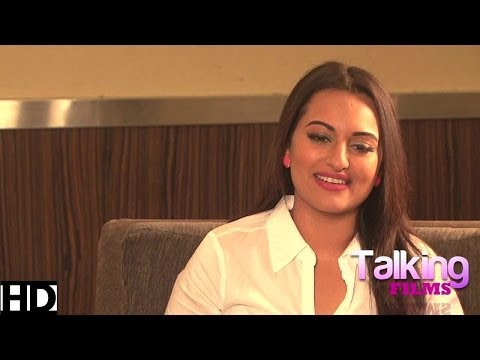 Sonakshi Sinha Exclusive  On Holiday Part 3
