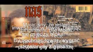 Repeat youtube video NAS New York State Mind Illmatic napisy pl