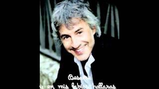 LETRA  yo no te pido la luna - Sergio Dalma