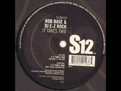 Rob Base & DJ E-Z Rock - It Takes Two (HQ)