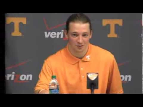 Justin Worley, Jacob Carter, and Michael Palardy Media Session (9/9/2013)