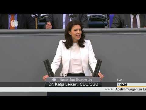 Katja Leikert: Auswärtiges Amt [Bundestag...
