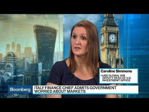 UBS Sees Opportunity In 2-Year Italian Bonds