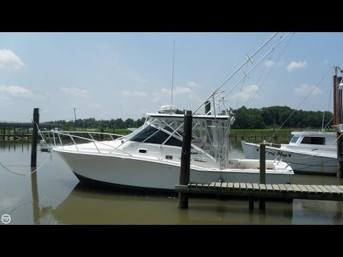 [SOLD] Used 1996 Cabo Yachts 31 Sportfisher Express In Rescue, Virginia