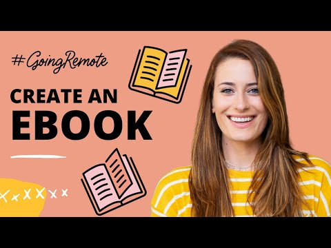 How to Create an Ebook for Free (Step by Step!)