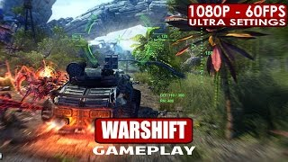 WARSHIFT gameplay PC HD [1080p/60fps]