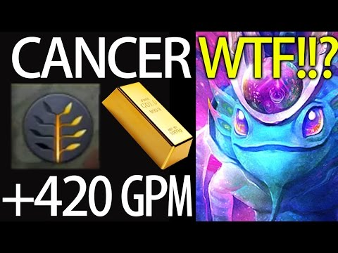Most Satisfying Hero +420GPM WTF Talent EZ Items Puck by Forev Dota
