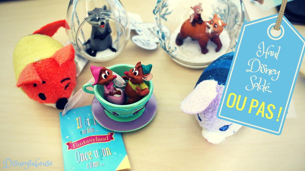 #002 Haul Aliexpress, Tsum Tsum & soldes à Disneyland Paris !