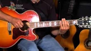 Improvisation avec les gammes pentatoniques - Extrait de La Méthode Débutant Guitare Acoustique