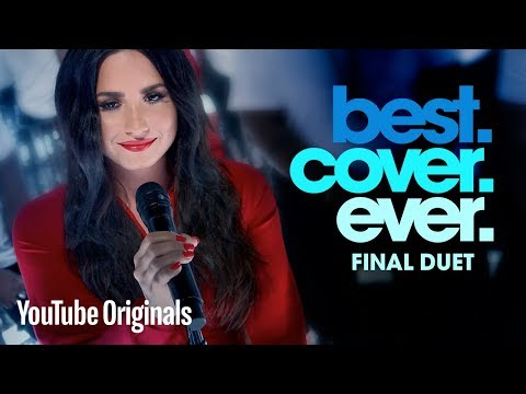 "Demi Lovato ""Stone Cold"": Best.Cover.Ever. Final Duet"