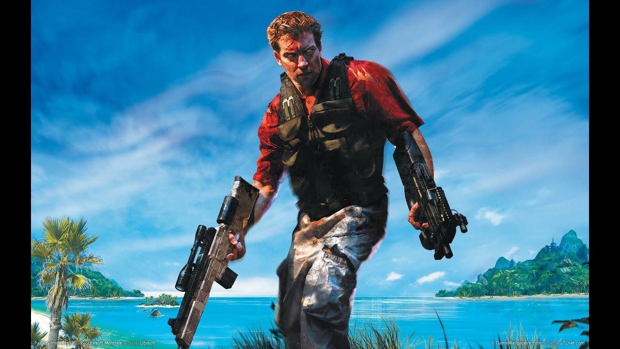 Far Cry Instincts Predator Rain Forest Youtube
