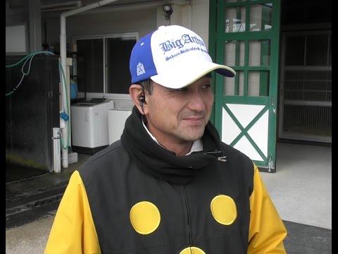 【ジャパンカップ】サウンズオブアース・藤岡健一調教師 もう2着はいらない―狙うはVだけ