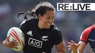 RE:LIVE: New Zealand score last play worldie