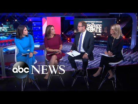 ABC News talks about Trump's take on Democrats