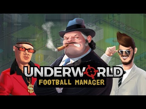 Underworld Soccer Manager 18 Android GamePlay