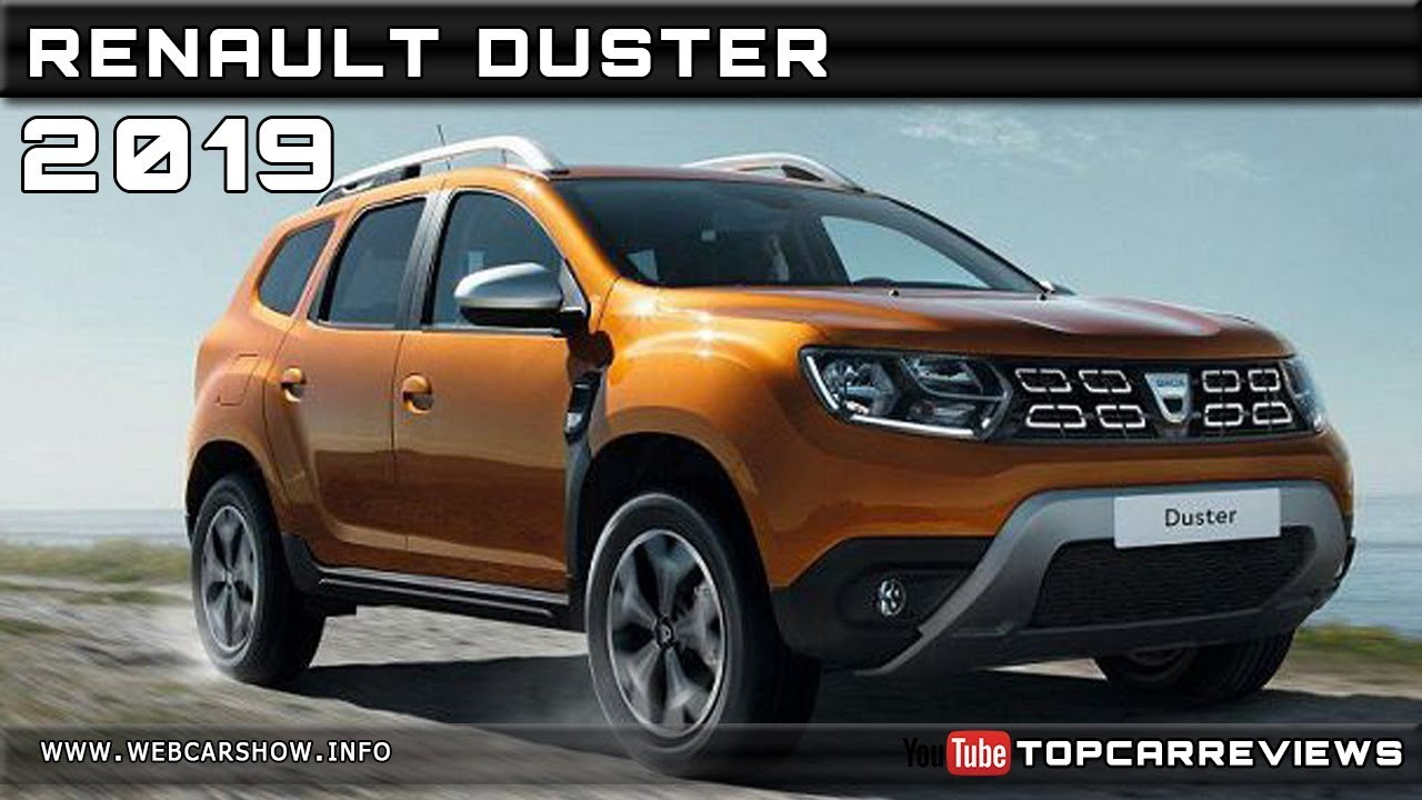 2019 Dacia Duster: Design, Specs, Price >> 2019 Renault Duster Review Rendered Price Specs Release Date