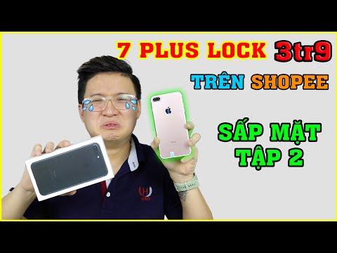 Lên SHOPEE mua iPhone 7 Plus lần 2 giá 3tr9. Đắng lòng ở phút chót | MUA HÀNG ONLINE