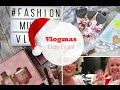 Two Huge Hauls! ASOS & TKMAXX Unboxing!  |  Fashion Mumblr Vlogmas #8