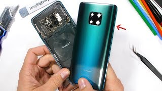 Mate 20 Pro Teardown - Whats under the