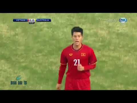 U23 Châu Á 2018: U23 Việt Nam - U23 Australia: Hiệp 2