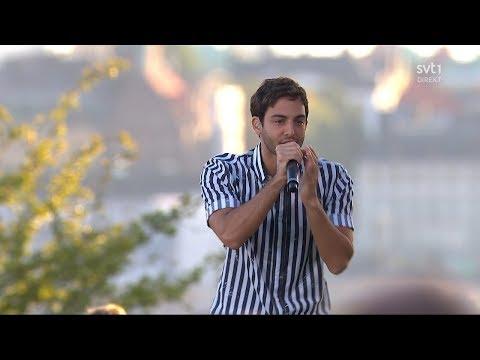 """Darin - Ja Må Du Leva (Live """"Allsång På Skansen"""" 2017)"""