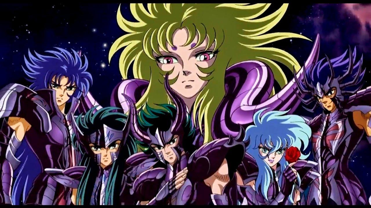 Caballeros del Zodiaco - Saga Hades (Completa) MOD