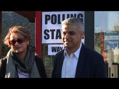 Sadiq Khan, le premier maire musulman de Londres