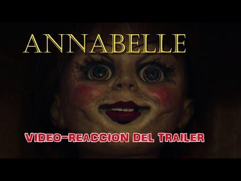 Vídeo-reacción Del Tráiler De Anabelle 2014