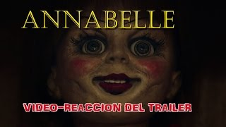 Download Video Vídeo-reacción del tráiler de Anabelle 2014 MP3 3GP MP4