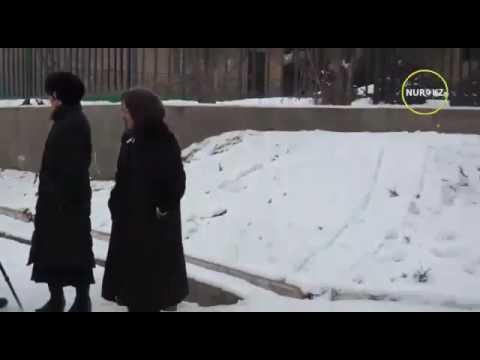 Митинг иссык против Жибек Мусиновой оклеветавшей 4х не винных парней