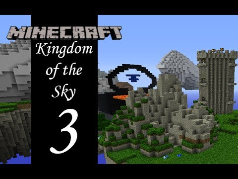 Minecraft: Kingdom Of The Sky - E3 - Steve Is Everywhere w/