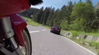 Suzuki TL1000S | Grimsel Pass CH | Part 1