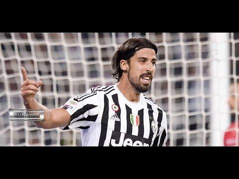 Khedira Goals Skills 2015/2016 Juventus