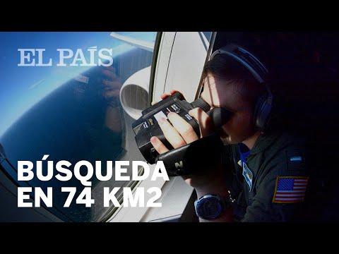 ARA San Juan: Reducido el radio de búsqueda a 74 km2 | Internacional
