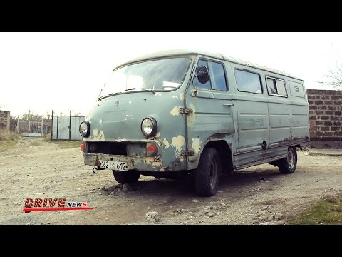 Eraz 762    Armenia     DRIVE NEWS