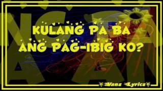 Repeat youtube video Bugoy Drilon - Mayro'n Na Bang Iba - Lyrics