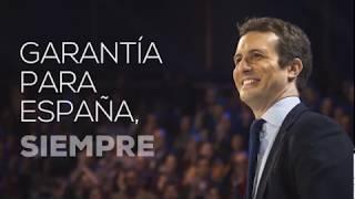 #GarantíaParaEspañaSiempre