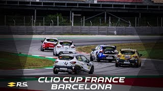 REPLAY - 2019 Clio Cup France - Barcelona Race 1