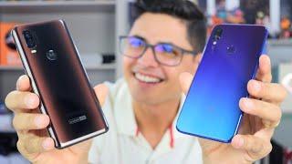 Xiaomi Redmi Note 7 vs Motorola One Vison - QUAL COMPRAR? QUAL O MELHOR? COMPARATIVO!