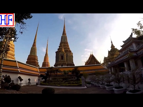 Bangkok | Wat Pho - Temple of the Reclining Buddha | Travel Guide | Episode# 8