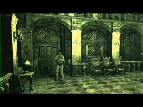 Resident Evil Zero, gameplay Español, parte 7, Abriendo las puertas del reloj