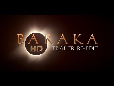 Baraka Original Theatrical Trailer - HD Matchframe Re-Edit